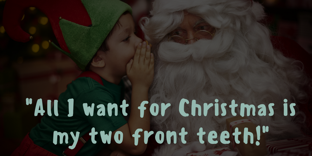 Christmas Teeth…