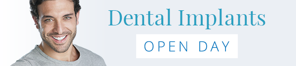 Dental Implants Open Day Wednesday 23rd June 2021
